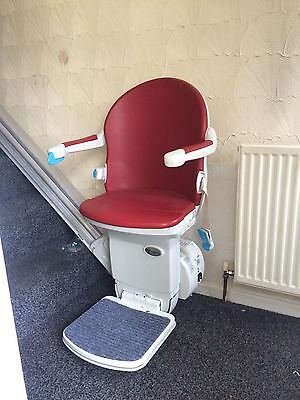 Stairlift - Handicare Age UK