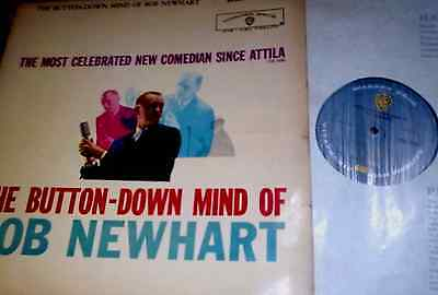 Bob Newhart: The Button-Down Mind Of