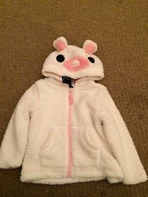Girls Fleece Jacket 2-3 Years BNWT