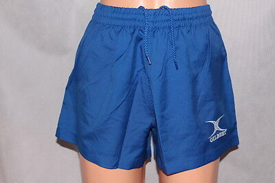 gilbert rugby shorts size large boys