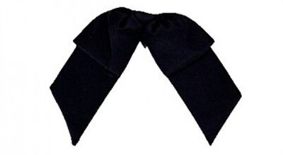 Nextday Catering B791 Bow Tie Satin, Floppy Style, Black