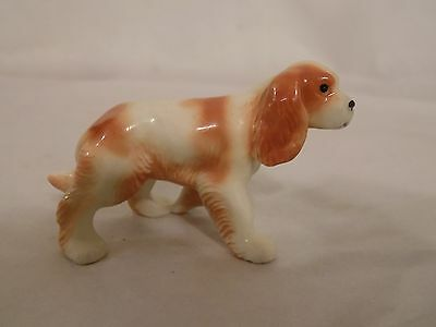 Hagen Renaker Miniature  King Charles Spaniel #3391 Made in the U.S.A