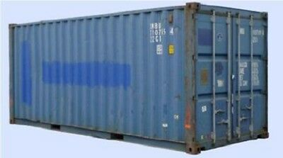 Cargo Worthy 20ft Shipping Container Ex Brisbane including GST