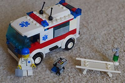 Lego 7890 City Ambulance