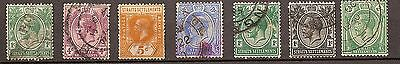 Singapore - Classic Stamps - N01107