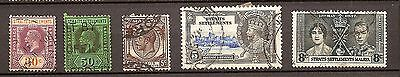 Singapore - Classic Stamps - N01109