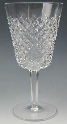 Waterford Crystal ALANA 10 Ounce Water Goblet(s) EXCELLENT
