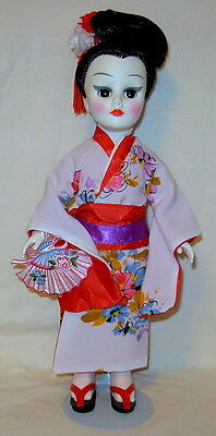 Effanbee Japanese Madame Butterfly Doll 1995 - Complete with no Box