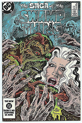 Swamp Thing 30 Alan Moore Totleben High Grade 75¢ 1984