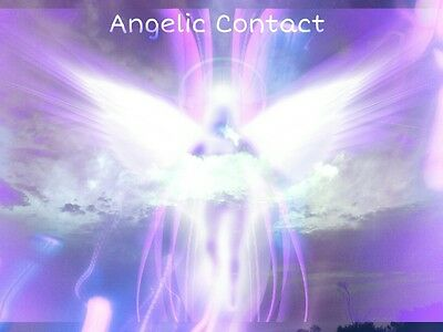 Angelic Contact Guided Meditation Audio
