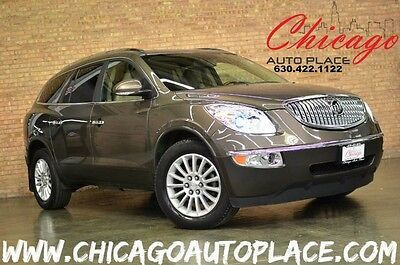 2011 Buick Enclave  Buick Enclave CXL - 1 OWNER AWD LEATHER HEATED SEATS 3RD ROW XENONS