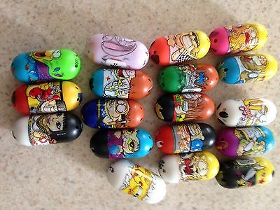 Mighty Beanz Lot Of 21