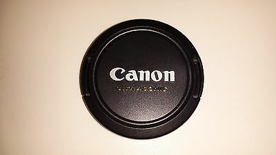 52mm Front Snap On Cap For Canon Ultrasonic Lens