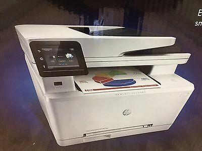 HP LaserJet Pro MFP M277n All-in-One Laser Printer