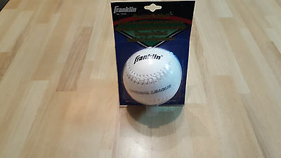 Franklin Official League Practice Softball - Official Size & Weight