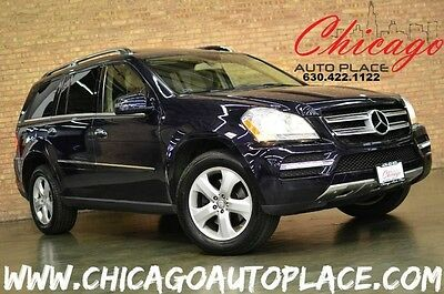 2012 Mercedes-Benz GL-Class Base Sport Utility 4-Door Mercedes-Benz GL-Class GL450 - NAVI BACKUP CAM PWR 3RD ROW COLD WTHR