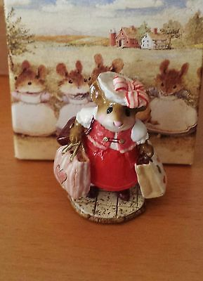 "Wee Forest Folk M-264 ""Mall Mom "" (AP) Limited Edition Mint"