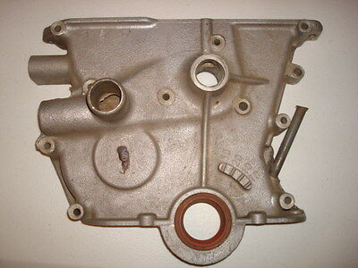 Lotus Europa twin cam water pump front cover