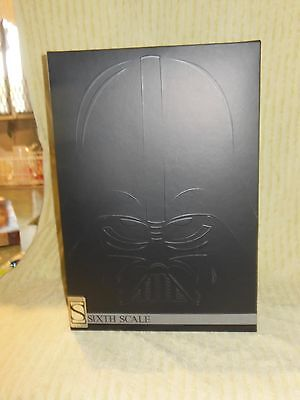 Sideshow Collectables Star Wars Darth Vader 1/6 Scale Figure (ROTJ) Exclusive