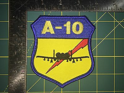 A-10 Thunderbolt II Patch.