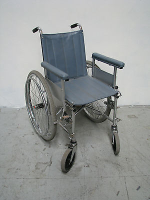 Manual Wheelchair - Folding Foldable Lightweight