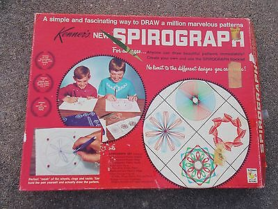 VINTAGE 1967 SPIROGRAPH  #401 from KENNER