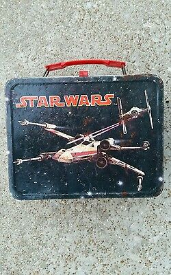 1977 Star Wars lunchbox