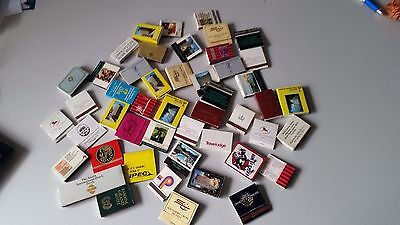 Book Matches from the 70's
