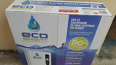 Ecosmart 27 Electric Tankless Water Heater