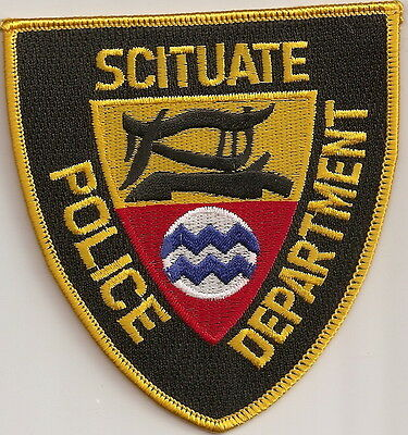 Scituate Police Dept. Rhode Island RI NEW
