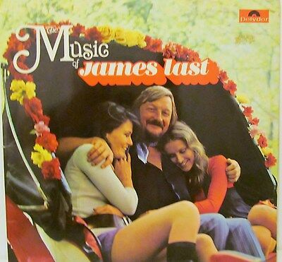 James Last - The Music of - Vinyl 2LP - Polydor - EX/EX