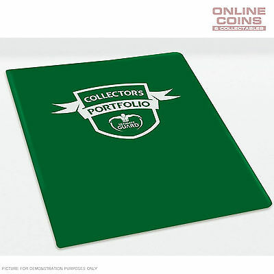 Ultimate Guard 9 Pocket GREEN Collector Portfolio Holds up to 180 Cards