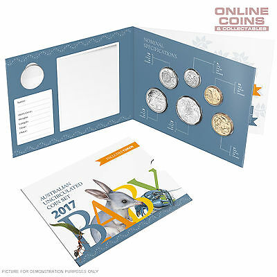 2017 RAM Six Coin Uncirculated Baby Mint Set - Alphabet Coin Collection
