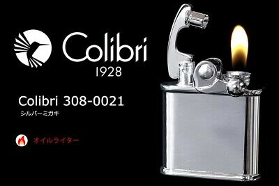 COLIBRI CLASSIC DESIGN Cigarette OIL Lighter   308-0021