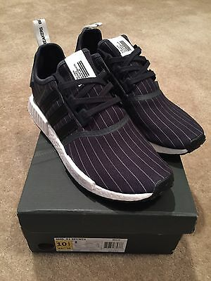 48eaf7d87 Adidas NMD R1 Bedwin   The Heartbreakers Black 11 Mens BB3124 Authentic  yeezy