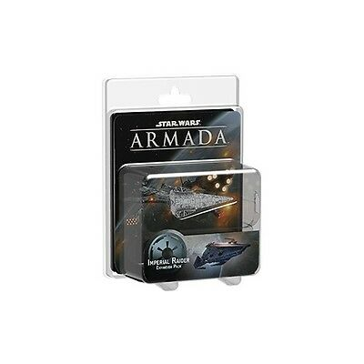 Star Wars Armada Imperial Raider Expansion Pack - Board Game - Brand New