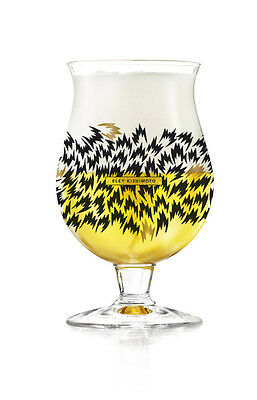 Duvel X Eley Kishimoto Limited Edition Beer Glass