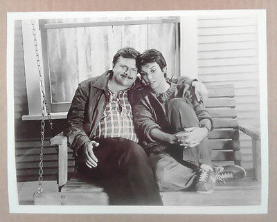 8x10 Photo~ CAGNEY AND LACEY ~1980s ~John Karlen ~Tyne Daly