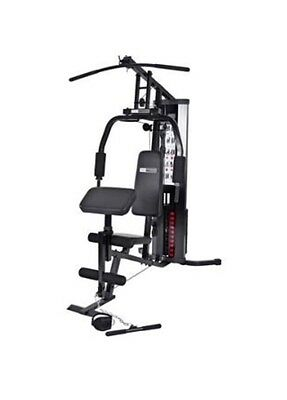 Multi Gym Home Fitness Strength Training Weights Butterfly Press Leg Extension