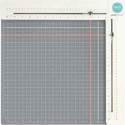 We R Memory Keepers new laser square alignment tool and mat  662837