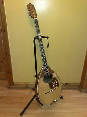 Electric!!! Greek Bouzouki! Sakis! Hand Made! New!