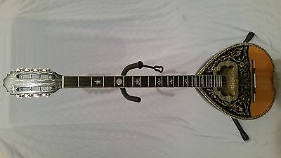 Greek Bouzouki! Sakis! Hand Made! New!