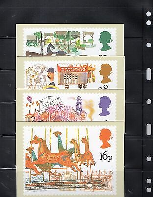 1983 British Fairs Mint Phq Set From Collection O5