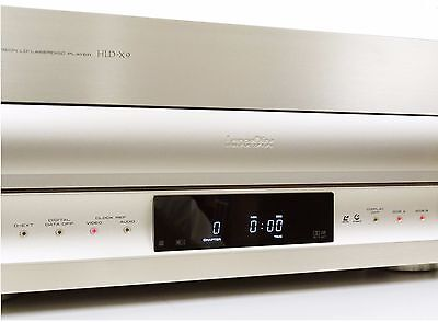 Pioneer Japan HLD-X9 Muse Hi-Vision Laser Disc LD Player + Remote controller