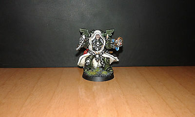 Chaos space marines  - Cypher - The Fallen Angel conversion