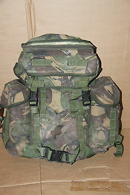 British Army Genuine Issue Patrol Pack Backpack Rucksack 30L DPM Grade 1
