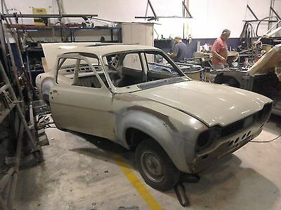 Ford Escort Mexico mk1 Works Lotus Twin Cam rally car gartrac group 4 historic