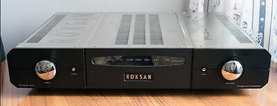 Roksan Caspian M2 Integrated Amplifier Black