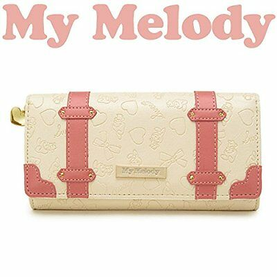 #With Tracking New My Melody Wallet Sanrio Japan gift