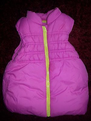 girls pink bodywarmer Mothercare 2 - 3 years